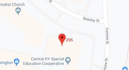 Map - Lexington, KY