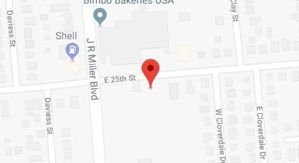 Map - Owensboro, KY